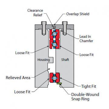 Bearing KF250CP0